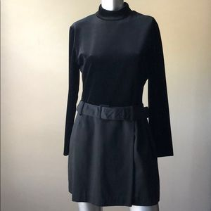 Belted Ann Taylor Dress